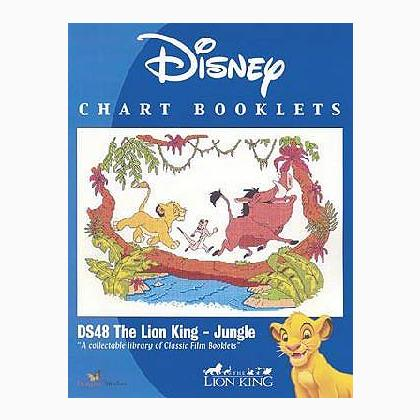 Il Re Leone Da Disney Designer Stitches Schemi Punto Croce