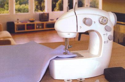 cucciola macchina da cucire da coats casa cenina
