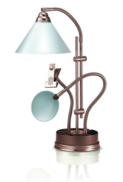 Lampada Da Tavolo Ultimate Antico Da Daylight Lampade E Lenti