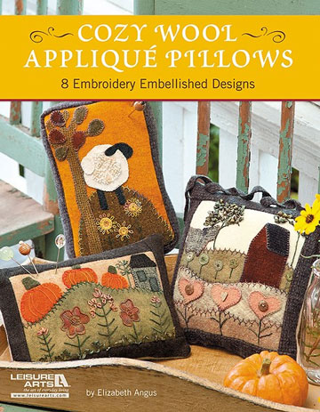 cozy-wool-applique-pillows