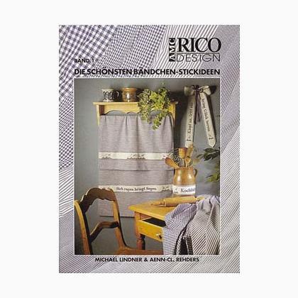 Rico design aidabaender da rico design libri riviste for Riviste design casa