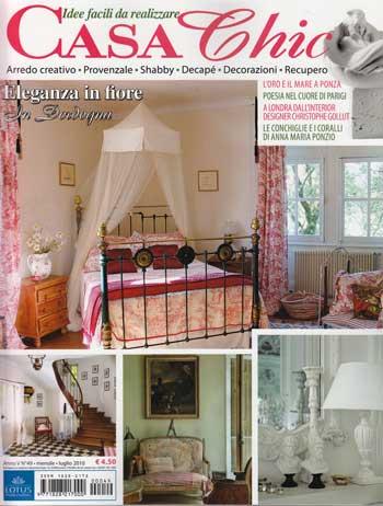 casa chic #49 da lotus publishing - libri & riviste - libri ... - Casa Chic Rivista
