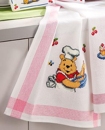 Asciugapiatti winnie the pooh in cucina da vervaco per - Cucina winnie the pooh ...