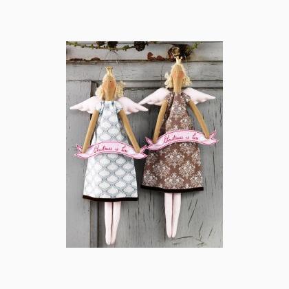 Set Accessori Bagno Tilda.Kit Tilda Little Princess Angels Da Tone Finnanger Tilda Tilda