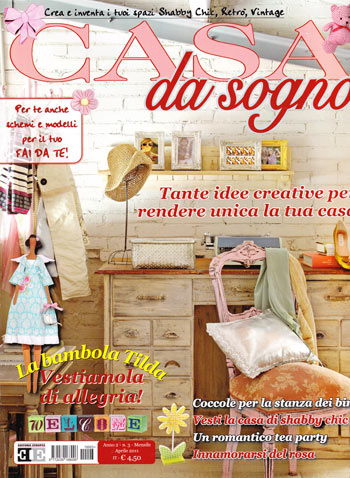 Casa da sogno n 3 da editoria europea libri riviste for Riviste di case