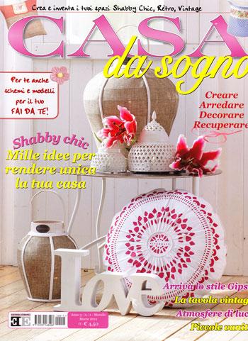 Casa da sogno n 10 da editoria europea libri riviste libri riviste casa cenina - Casa da sogno biancheria ...