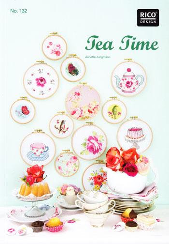 Rico design tea time da rico design libri riviste for Riviste design casa