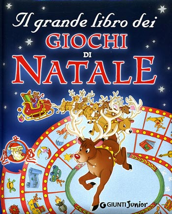 Immagini Dei Giochi Di Natale.Il Grande Libro Dei Giochi Di Natale