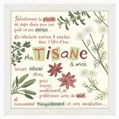 La tisane da lilipoints schemi punto croce schemi punto croce casa cenina - Tisane per andare in bagno ...