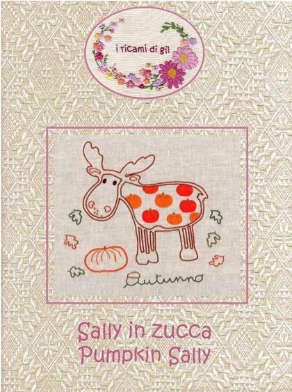 Sally In Zucca Pumpkin Sally Da I Ricami Di Gil Schemi Punto