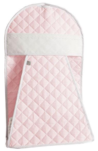 Dmc baby collection baby porta pannolini rosa da dmc - Porta pannolini ...