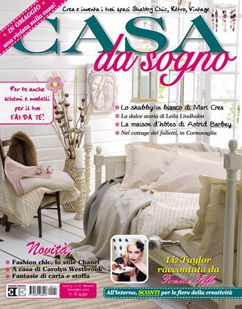 Casa da sogno n 17 da editoria europea libri riviste for Riviste per la casa