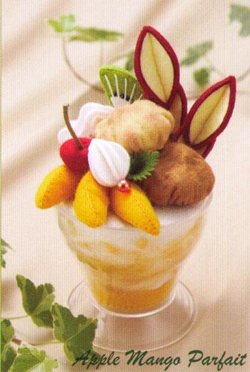 Apple Mango Parfait da Sun Felt - Kit e Pattern - Quilt & Patchwork ...