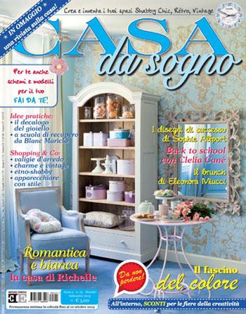 Casa da sogno n 25 da editoria europea libri riviste for Riviste di case