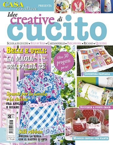 Idee Creative di Cucito da Editoria Europea - Libri e Riviste - Ricamo ...