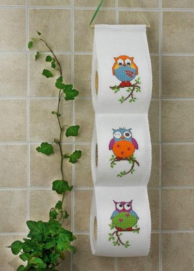 portarotoli 3 owls