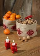 Cappello da cuoco - Buon Natale da DMC - Per la cucina - Ricamabili ... 8f1447bf03c4