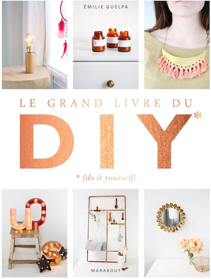 le grand livre des diy do it yourself da marabout libri riviste libri riviste casa. Black Bedroom Furniture Sets. Home Design Ideas