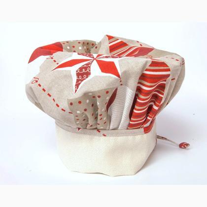 Cappello da cuoco - Buon Natale da DMC - Per la cucina - Ricamabili ...