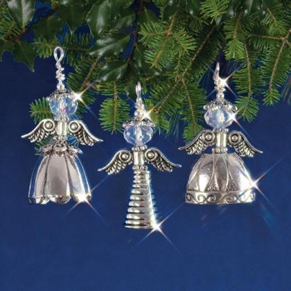 Kit Decorazioni Perline Angeli Di Cristallo Da Solid Oak