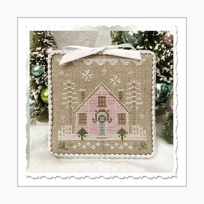 Glitter House 2 Da Country Cottage Needleworks Schemi Punto Croce