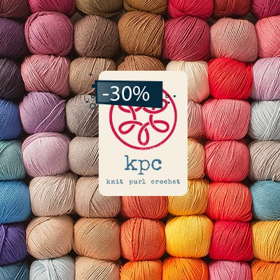 Knit Purl Crochet -30%