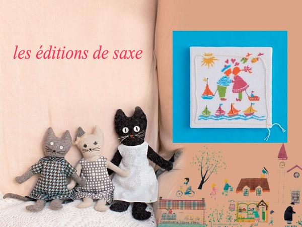 Punto croce ricamo patchwork scrapbooking casa cenina - Edition de saxe ...